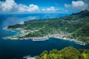 Amerikanska Samoa
